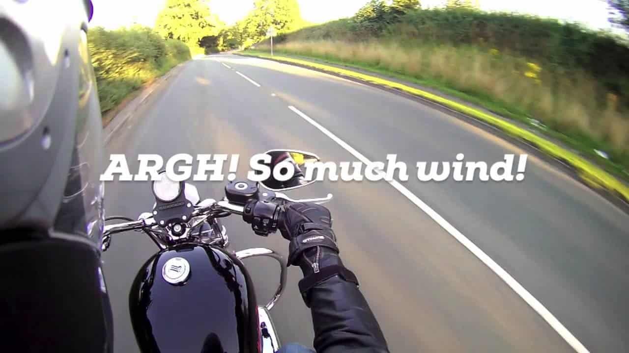 Best Motorcycle Helmet for Wind Noise